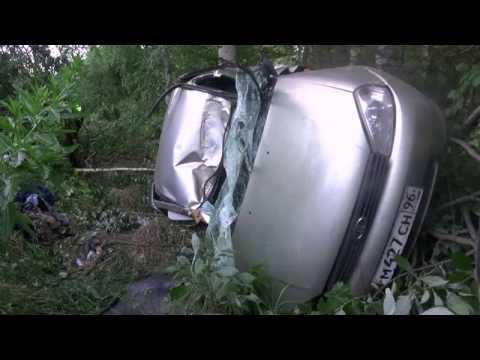 Верхняя Салда, В ДТП на 3 километре автодороги Нижняя Салда-поселок Басьяновский погиб водитель