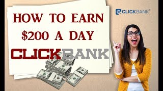 Make money with click bank/ bank affiliate income/ turnkey clickbank website