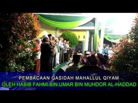 Habib Fahmi bin Umar bin Muhdor Al haddad   Trimurjo, Pon-Pes Roudlatul Qur'an II Bersholawat