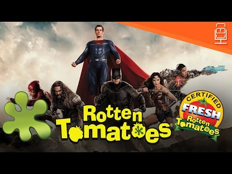 Justice League Rotten Tomatoes Score LEAKED