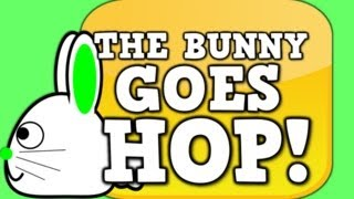 The Bunny Goes Hop!  (easter Pattern Song For Kids)