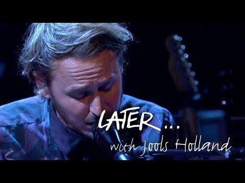 Brit winner Ben Howard performs Towing The Line on Later... with Jools Holland