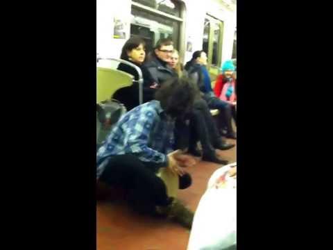 Таланты в метро
