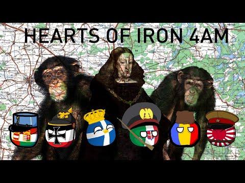 HEARTS OF IRON 4AM