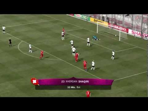 Suisse 2 - 0 Allemagne [FIFA 12*] | Match Amical | CPU Vs. CPU