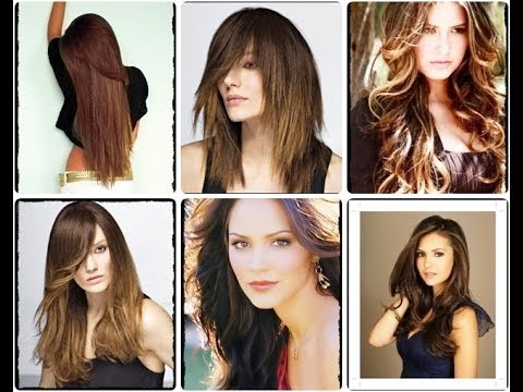 New Cute Long Hairstyles Pictures Of Long Hair Cuts