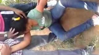 Repeat youtube video mujer monta en fiesta de palo desfigura a su mama
