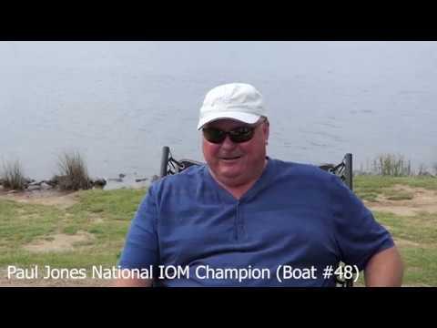 2018 Queensland IOM Championship - Paul Jones