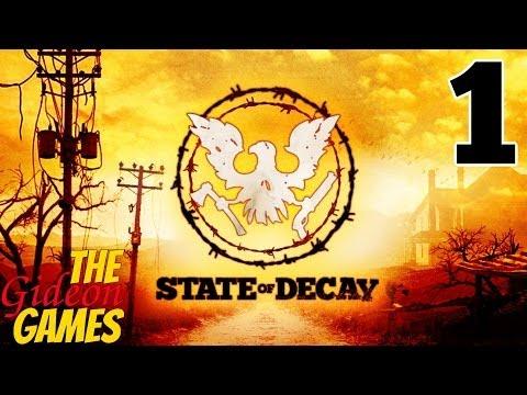 Прохождение state of decay