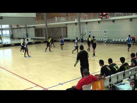 2014 IHF Trophy Oceania - American Samoa vs Samoa (Boys)