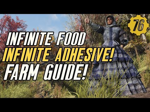 Fallout 76: Adhesive guide - How to get and farm Adhesive