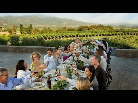Meet in Sonoma Wine Country