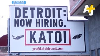 Detroit Wants You, New York Hipsters