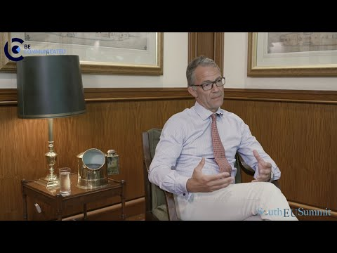 South EU Summit Interview with Mark O'Neil - President of Columbia Shipmanagement