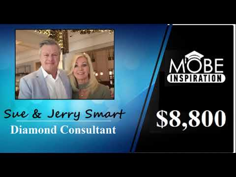Diamond Consultants Sue & Jerry Smart Earn $8,800