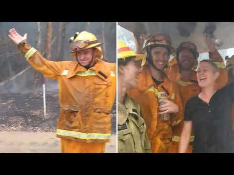 Новости пожаров Австралии