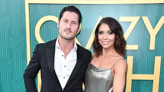 'Dancing With the Stars' Pros Val Chmerkovskiy and Jenna Johnson Tie the Knot!