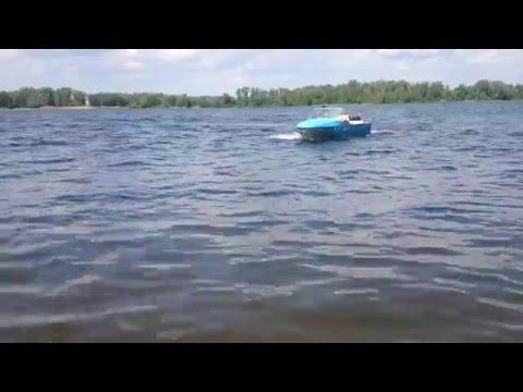 Лодка Воронеж-м. Мотор Tohatsu MFS 30 BEPTS.