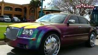 Chrysler 300С... хамелеон