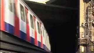 The Tube - Section Trains 1