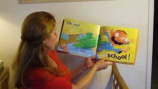 AlaskaGranny Read Aloud: LATE FOR SCHOOL by Stephanie Calmenson