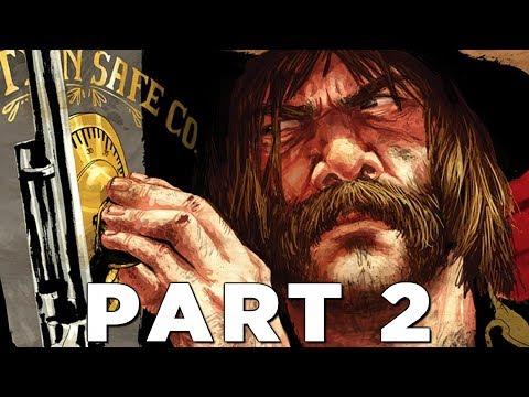 RED DEAD REDEMPTION 2 ONLINE Walkthrough Gameplay Part 2 - POSSE (RDR2 Online)