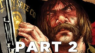 RED DEAD REDEMPTION 2 ONLINE Walkthrough Gameplay Part 2 - POSSE (RDR2 Online)