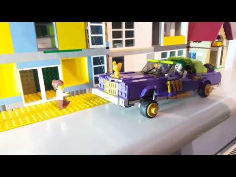 Bandit Lego + 100 Sounds Button App.  Part1