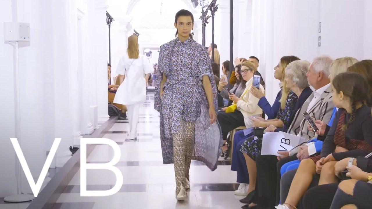 [VIDEO] - Spring Summer 2019 - London Fashion Week   Victoria Beckham 6