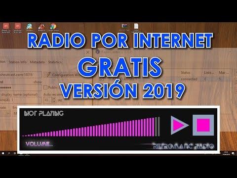 TRANSMITIR RADIO POR