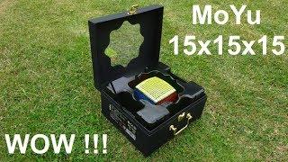 *Unboxing* MoYu 15x15x15 Rubik's Cube Puzzle