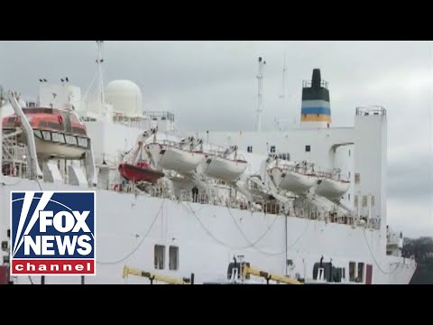 Coronavirus patients mistakenly delivered to hospital ship Comfort