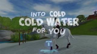 Cold water music video- star stable online(Hey guys! A new video! i do not own the music! Hope u like it! Lav ya!, 2016-08-05T19:21:33.000Z)