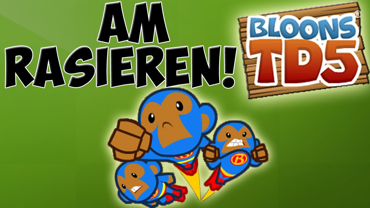 how to get bloons td 5 for free android