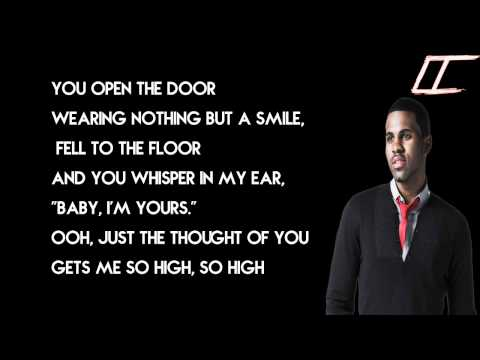 Jason Derulo - Want To Want Me Lyrics