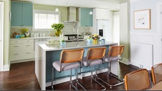 Small Kitchen Design for Small House and Apartment - Room Ideas