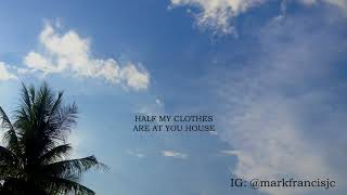 Gambar cover LANY- 13 (Lyric Video Cover)   Mark Francis Carmelotes
