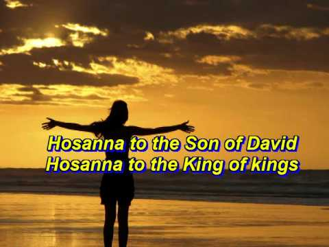 You are the King of glory.