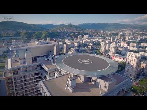Aerial Video - Sarajevo