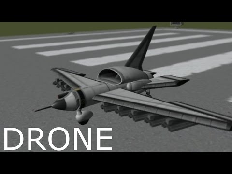 KSP: The Drone