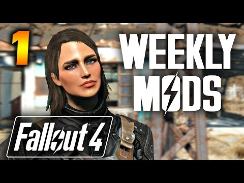 Full Download] Gorgeous Vault Girl Fallout 4 Mods Week 12