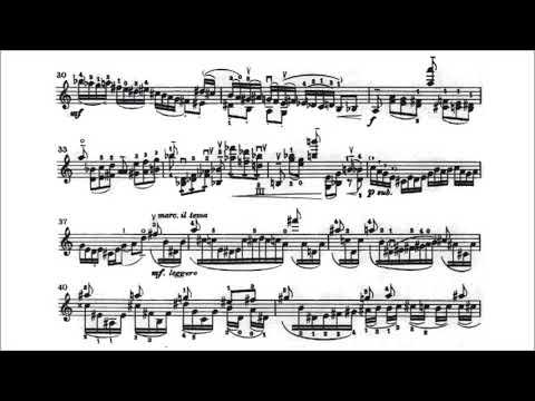 Béla Bartók - Sonata For Solo Violin, Sz. 117