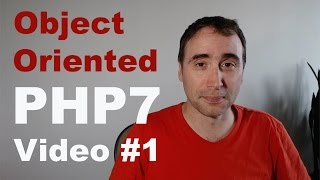 1 yeni başlayanlar OO PHP7 - Video #