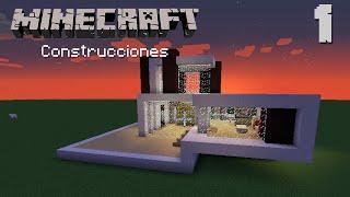 Modernidad de cuarzo #1 | Minecraft: Construcciones