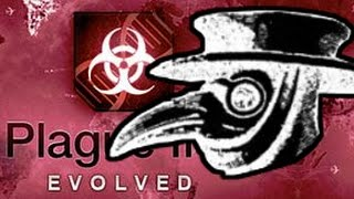 Black Death Bubonic Plague Mega Brutal Plague Inc: Evolved Gameplay
