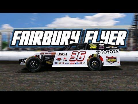 rFactor: Fairbury Flyer! (UMP Modifieds @ FALS)