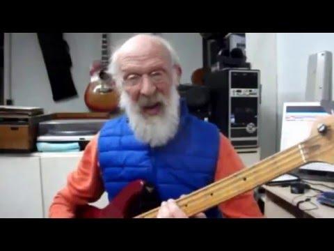 Aprende tocar BLUES rapido en el bajo - vídeo nº 14