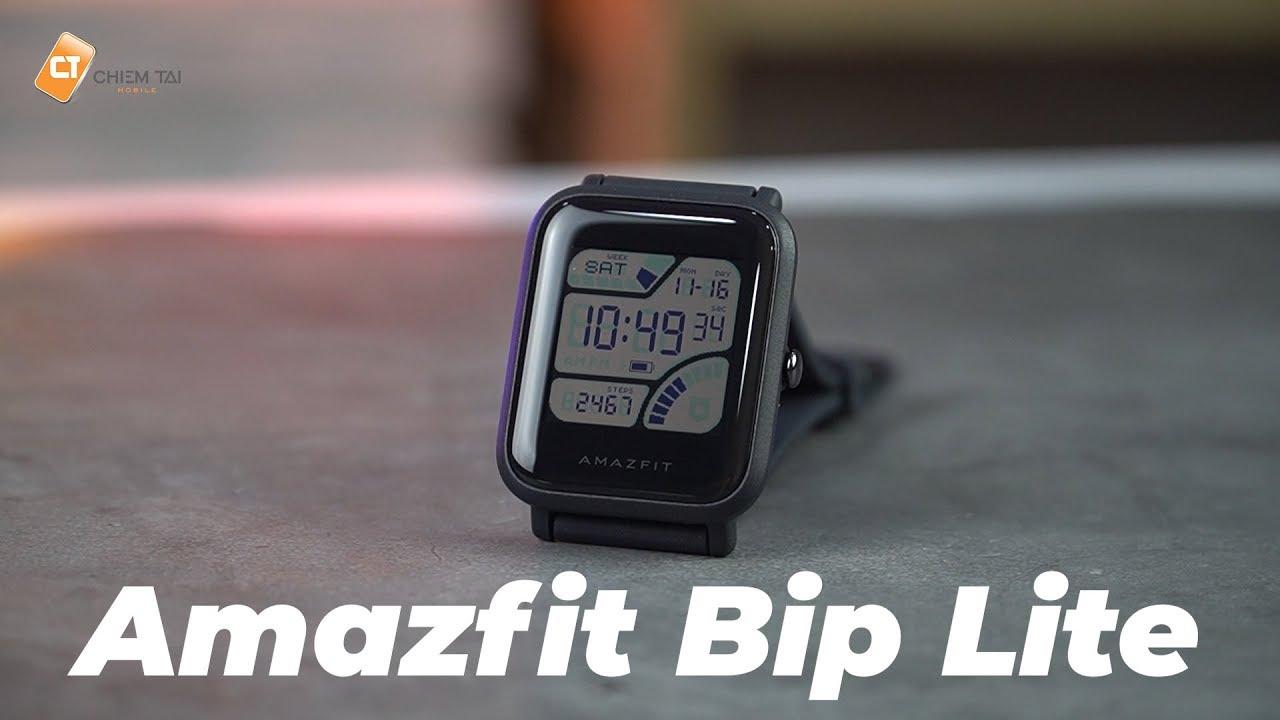 Amazfit Bip Lite – Phiên Bản Giá Rẻ Của Amazfit Bip Có Gì?