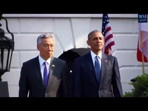Lee Hsien Loong official State Visit to the United States