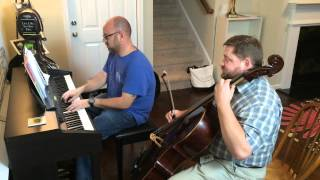 True Colors - Piano and Cello Cover (Phil Collins Version)